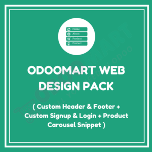 OdooMart Web Design Pack