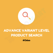 Advance Variant Level Product Search #OdooMart