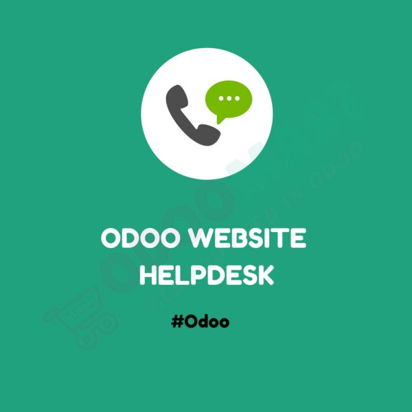 WEBSITE HELPDESK #ODOOMART